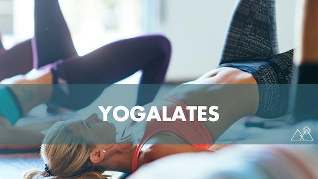 8/8 - 8:00AM Yogalates w/ Yami B