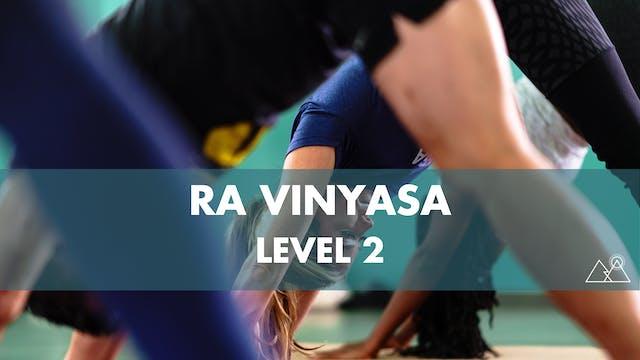 6/2 - 4:00PM Ra Level 2 w/ Johnny N