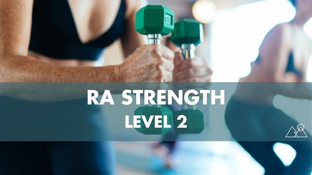 7/7 - 7:30AM Ra Strength 2 w/ Laurie C