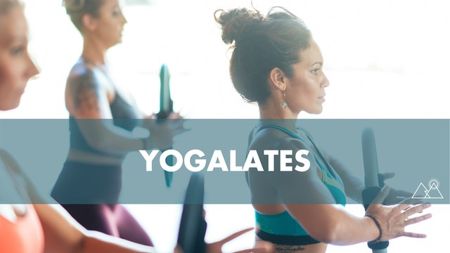 8/3 - 7:30AM Yogalates w/ TaNesha D
