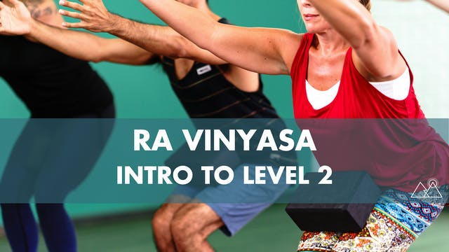 5/30 - 12:30PM Ra Intro to Level 2 w/ Carolyn N