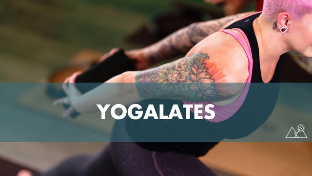 5/21 - 7:00AM Yogalates w/ Laurie C