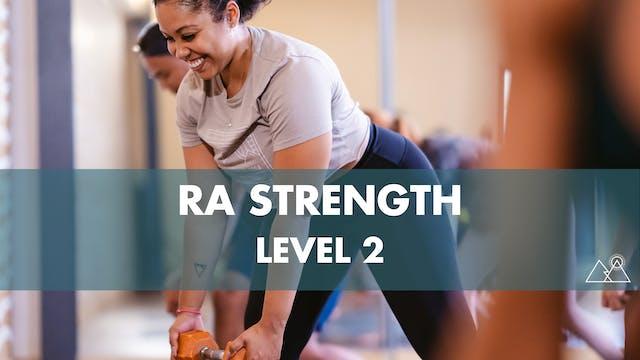 5/28 - 5:30PM Ra Strength 2 w/ Isaac S