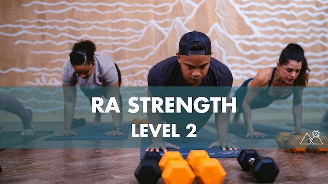 6/1 - 9:30AM Ra Strength 2 w/ Tracy B