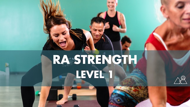 6/1 - 5:30PM Ra Strength 1 w/ Laurie C