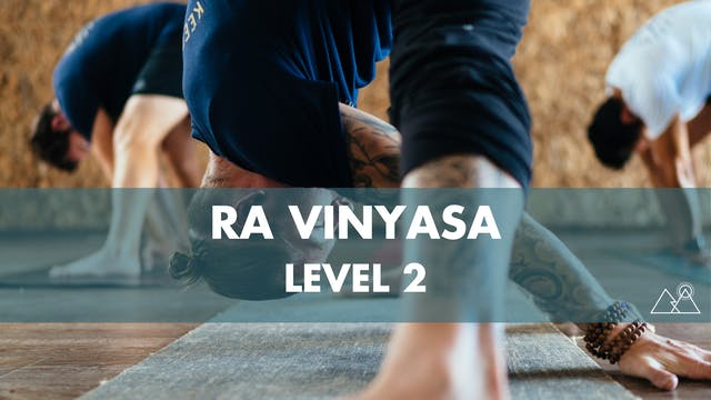 5/31 - 4:00PM Ra Level 2 w/ Alley T