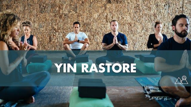 6/2 - 7:00PM Yin Rastore w/ MJ T