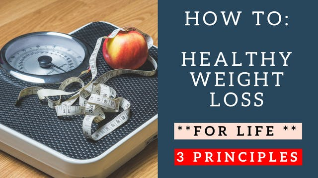 BONUS CONTENT: 3 Secrets to Losing Weight You MUST KNOW