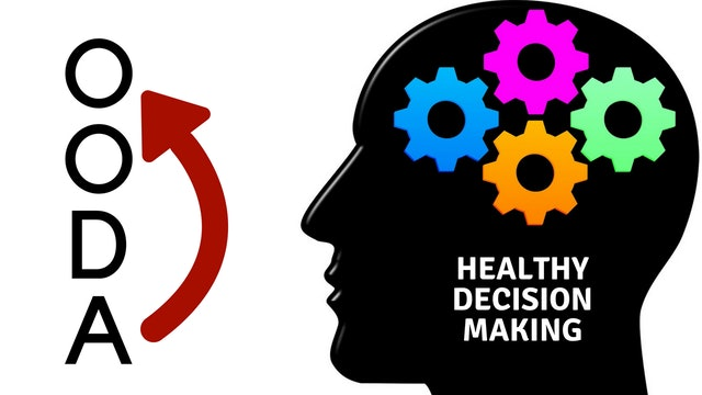 1: The Secret to Healthy Decision Making - The OODA Loop