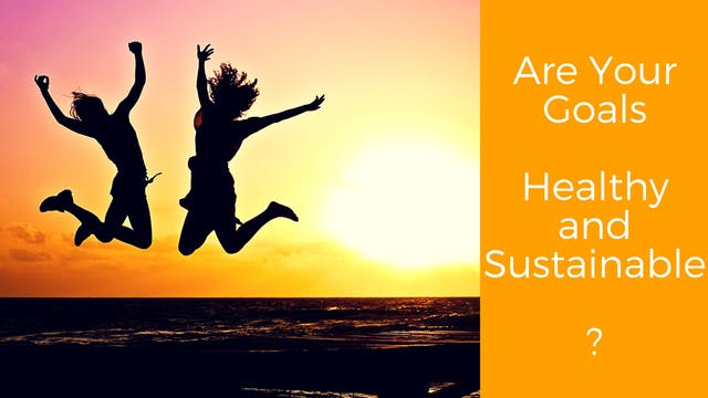 5: Health, Safety and Sustainability vs Goals