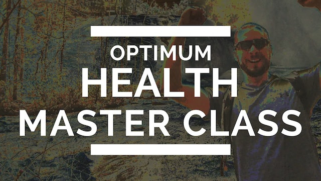 The Optimum Health Master Class Premium
