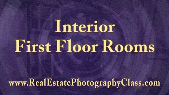 015 Interior First Floor