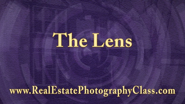 009 The Camera Lens