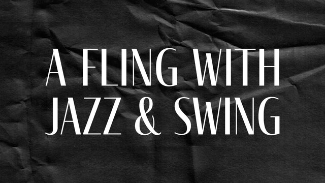 Passion Plays: A Fling With Jazz And Swing
