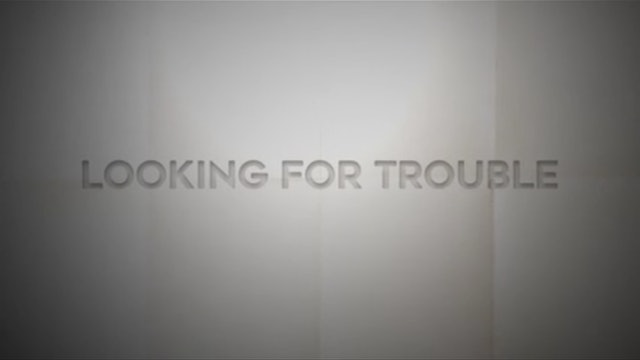 Live With: Lauren Morrow - Looking for Trouble