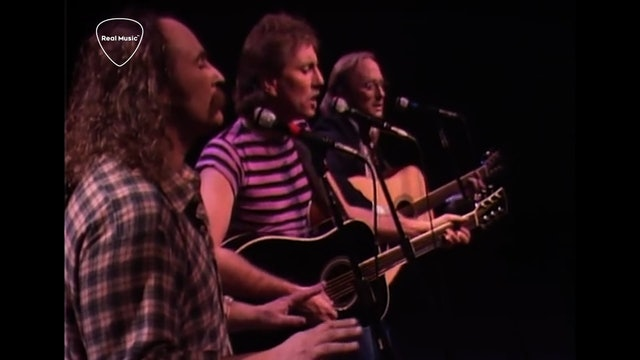 Jukebox Journey: Crosby, Stills & Nash - Wasted on the Way