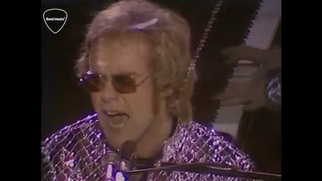 Jukebox Journey: Elton John - Rocketman
