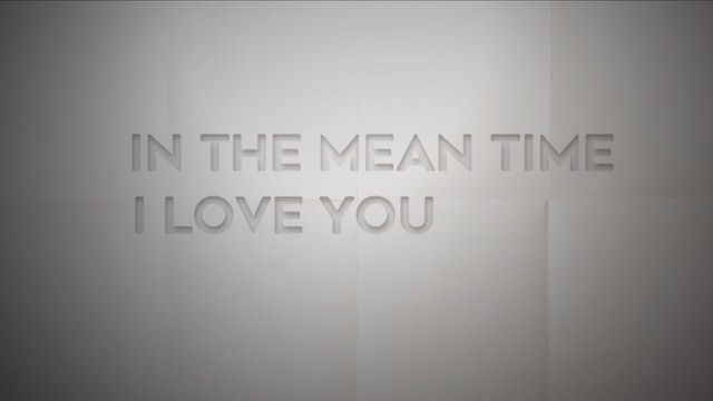 Live With: Maya de Vitry - In The Mean Time I Love You