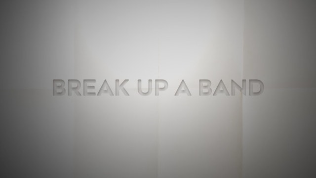 Live With: Sammy Arriaga - Break Up A Band