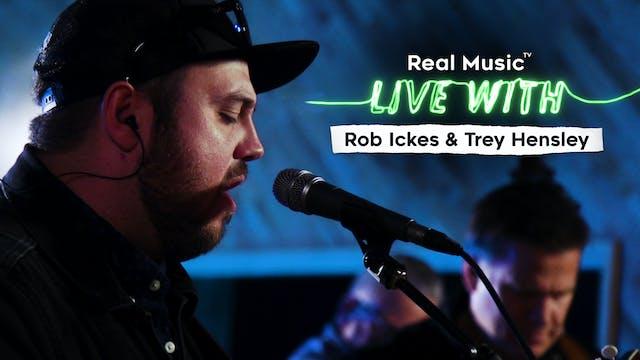 Live With: Rob Ickes & Trey Hensley