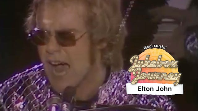 Jukebox Journey: Elton John