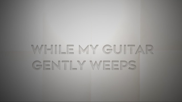 Live With: Jake Shimabukuro - While My Guitar Gently Weeps
