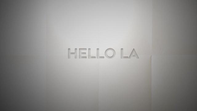 Live with: Raquel Cole - Hello LA