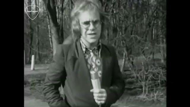 Jukebox Journey: Elton John - Your Song