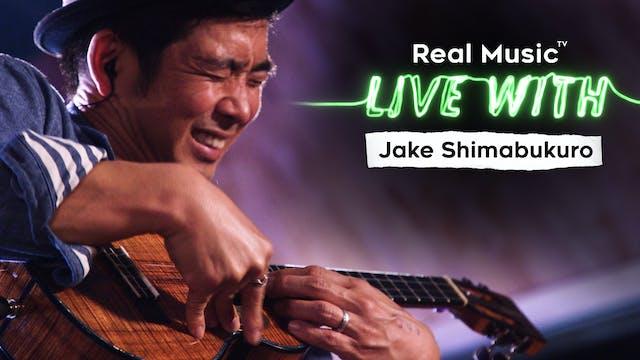 Live With: Jake Shimabukuro