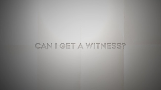 Live With: Mike Farris - Can I Get A Witness?