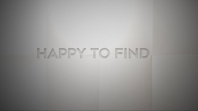 Live With: Casey Wasner - Happy To Find
