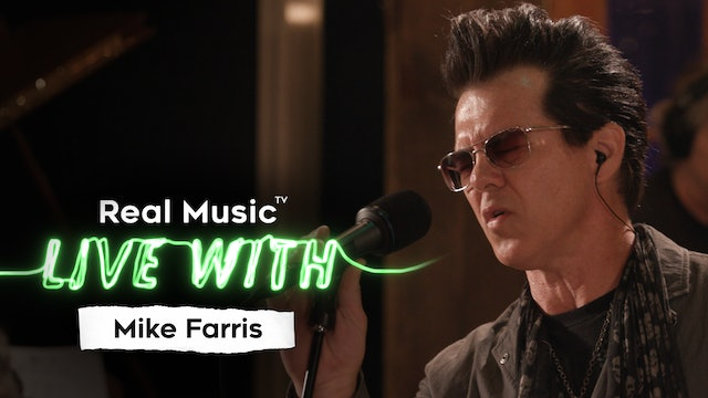 Live With: Mike Farris