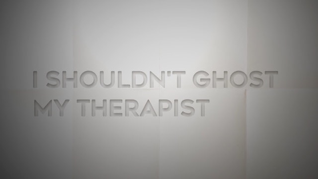 Live With: Liza Anne - I Shouldn't Ghost My Therapist