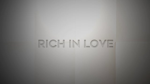 Live With: Colin Linden - Rich in Love