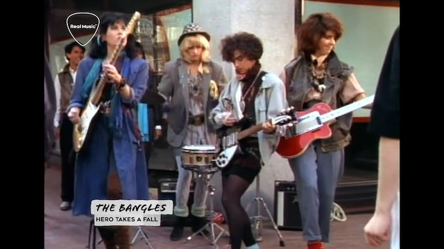 Jukebox Journey: The Bangles - Hero Takes a Fall