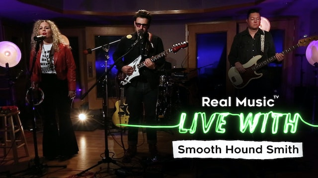 Live With: Smooth Hound Smith