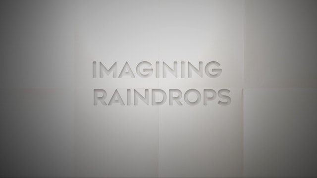 Live With: Logan Ledger - Imagining Raindrops