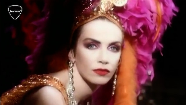 Jukebox Journey: Annie Lennox - Why