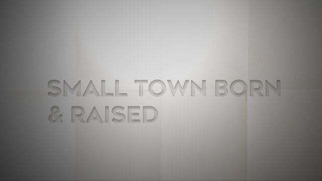 Live With: Stephen Wilson Jr. - Small Town Born and Raised