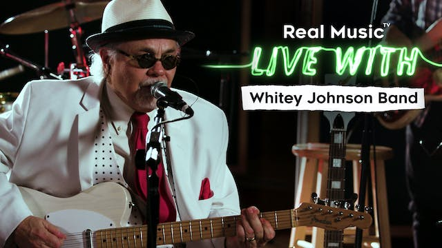 Live With: Whitey Johnson Band