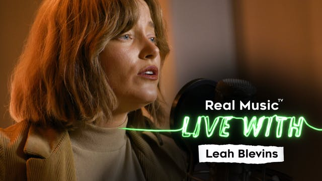 Live With: Leah Blevins