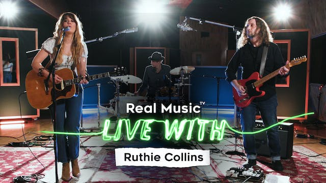 Live With: Ruthie Collins