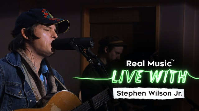 Live With: Stephen Wilson Jr.