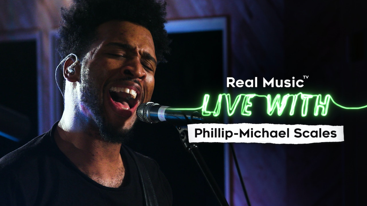 Live With: Phillip-Michael Scales