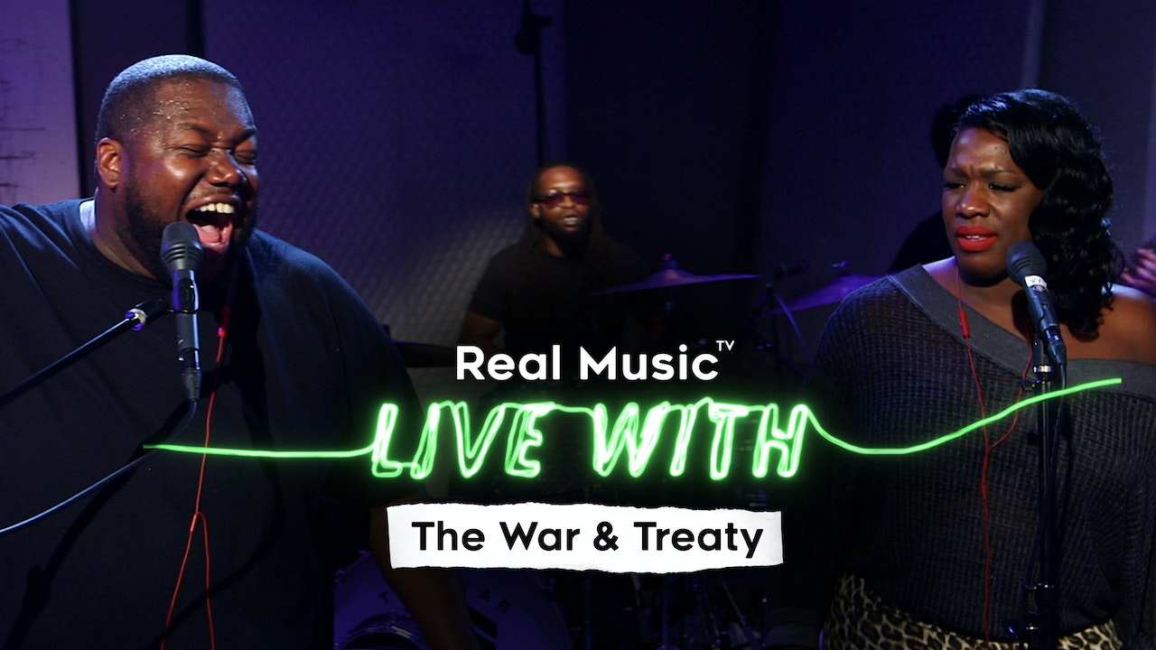 Live With: The War & Treaty