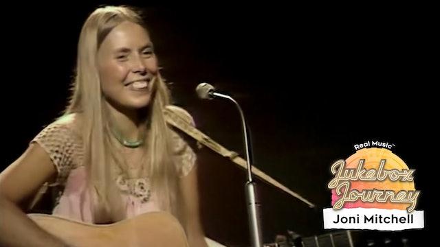 Jukebox Journey: Joni Mitchell