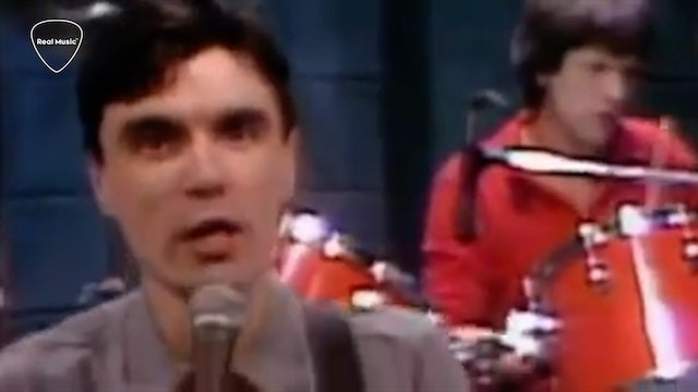 Jukebox Journey: Talking Heads - Take Me to the River