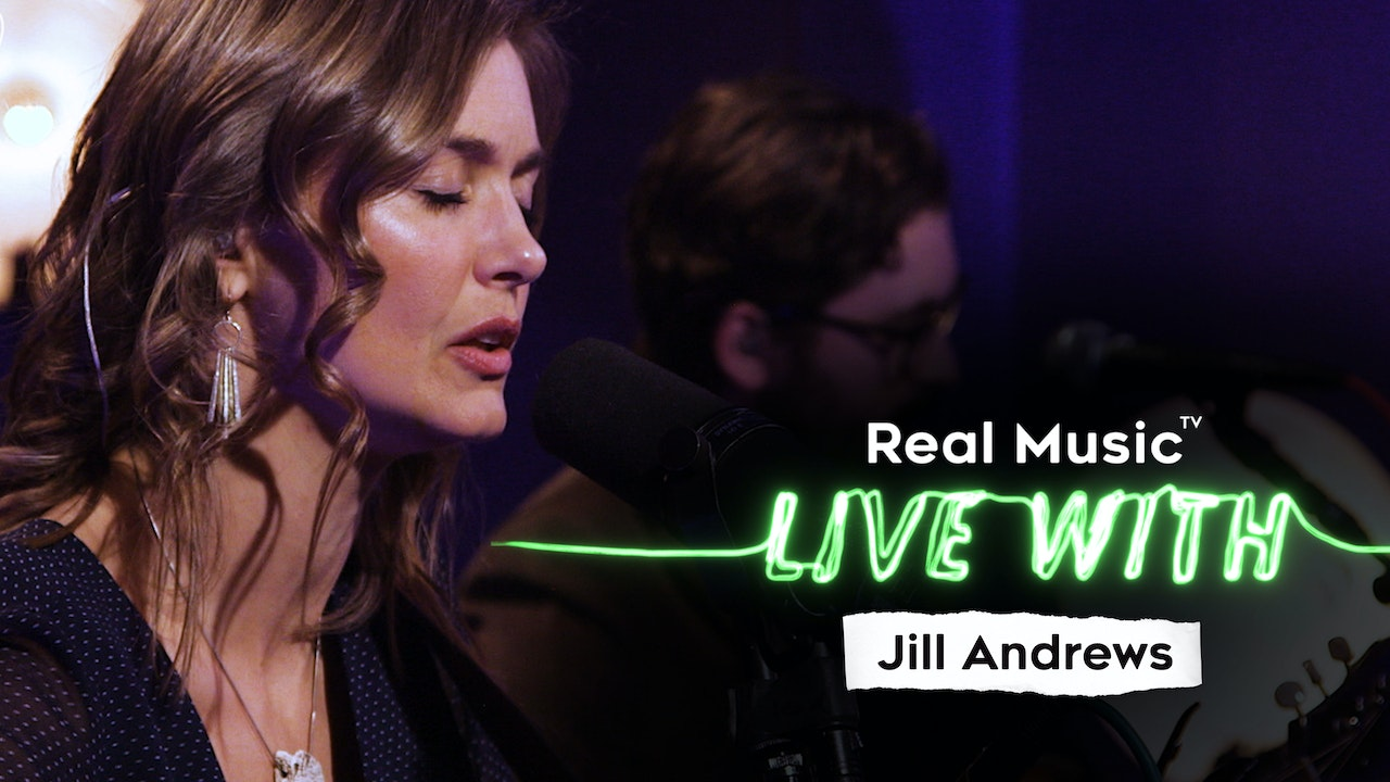 Live With: Jill Andrews