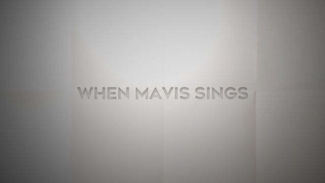 Live With: Mike Farris - When Mavis S...