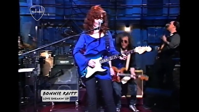 Jukebox Journey: Bonnie Raitt - Love Sneakin' Up